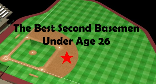 Best Second Basemen Under Age 26