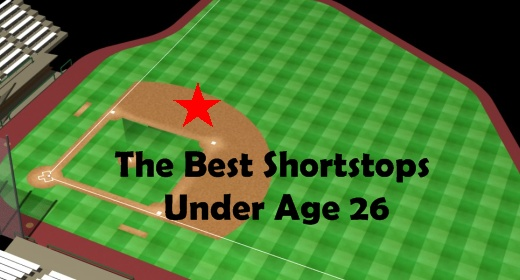 Best Shortstops Under Age 26