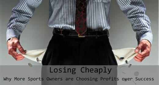 losing cheaply